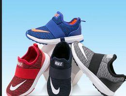2019 новая бесплатная доставка Горячей продажи детей повседневная спортивная обувь для мальчиков и девочек кроссовки детские кроссовки для детей 03 от