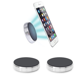 Comprimidos magnéticos on-line-Magnetic Mount, Universal Magnetic Car Mount Phone Holder, for Cell Phones and Mini Tablets with Fast Swift-Snap Technology
