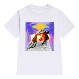 04fc1fc5d Pulp Fiction Movie Mia Wallace Mens Tshirts Summer Quentin Tarantino Short  Sleeve Ulzzang Vogue T Shirt Vintage T-shirt