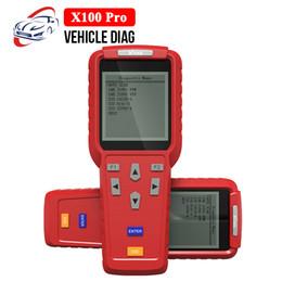 Canada Original XTOOL X100 Pro avec adaptateur EEPROM Programmateur X100pro à clé automatique Réglage du kilométrage Compteur kilométrique Mise à jour gratuite Durée de vie en ligne Offre