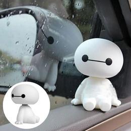 Sevimli sallayarak kafa bebek araba iç çizgi film plastik oto dekorasyon resonable boyutu, sürüş rahatsız olmaz. cheap win plastics nereden plastik kazanmak tedarikçiler