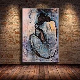 2019 peintures de phénix (Unframed / Encadré) Pablo Picasso Tableaux célèbres, 1 Pièces Toile Art, Peinture à l'huile, Décoration murale, Décoration de la maison 24X36.