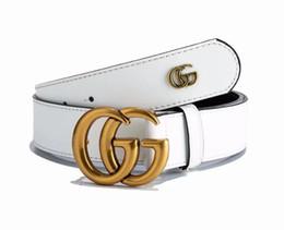 cinture di marca superiore per gli uomini Sconti 2019 Nuova cintura Cintura design Cinture reversibili Cinture con fibbia di marca Cinturini in vera pelle per uomo Cintura moda