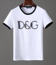 Tops Haute Qualité D lettres d'impression Conception Tee Designer mode T-shirt Pour Hommes Femmes g coton Womans sous-vêtements Casual t-shirts vêtements ? partir de fabricateur