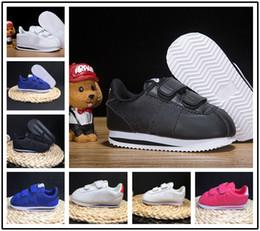 0c0a2ee3e nike cortez 2018 новые горячие продажи бренда детские дети повседневная  спортивная обувь мальчиков и девочек кроссовки детские кроссовки 22-35  горячая обувь ...