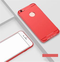 Cascas de amora on-line-Magro macio tpu silicone case capa candy cores matte phone cases shell com tampa de pó para iphone xs max 8 7 6 6 s plus samsung s10