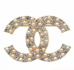 broches de acción de gracias Rebajas Nueva llegada de los diseñadores de lujo elegante estilo broches broche del arco de la aleación de los juegos cristalinos Broche Ropa Accesorios broches joyas