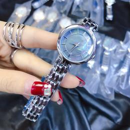 2019 женщина часы китай 2019 Женщины Роскошные Китай Наручные Часы Кварцевые Батареи Дизайнер Женские Водонепроницаемые Платья Бриллиант Из Нержавеющей Стали спортивные Часы A08 скидка женщина часы китай