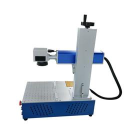 2019 лазерное оптическое волокно 200x200mm 300x300mm Настольный Металлический лазерный гравер Оптический 50 Вт волоконный лазер маркировочная машина 110 В 220 В источник Raycus