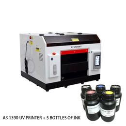 Erasmart 1390 Impressora A3 Uv Drucker Visitenkarte Druckmaschine Für Diy Karten Drucken