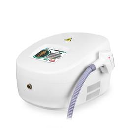 Diodenlaser dauerhafte haarentfernung maschine online-professionelle protable triple Wellenlängen 755 808 1064 Dioden-Laser-Haarentfernung Maschine Ganzkörper permanent Enthaarung Maschine für die Frau
