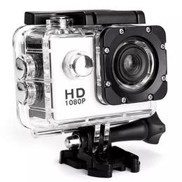 2019 auto-aktionen Hot 1080P HD Sport Action Kamera Kit 30m Helm Unterwasserkameras Autorecorder Wasserdicht 1,5 Zoll LCD-Bildschirm 100 Grad Weitwinkelobjektiv rabatt auto-aktionen