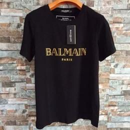 И.б. онлайн-IB мужские дизайнерские футболки черный белый красный мужские модные дизайнерские футболки топ с коротким рукавом S-XXL