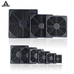 50pcs//Lot 40mm 4cm Stainless Steel Metal Cooling Fan Grill Net Finger Guard