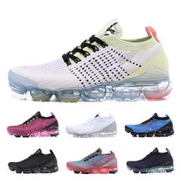 mejores zapatos para correr al aire libre Rebajas 2019 TN 3.0 Fly para hombre de las mujeres de los zapatos corrientes de la nueva manera la mejor calidad Triple Negro Blanco Azul Rojo Rosa de punto 3.0 Deportes diseñador de zapatos al aire libre