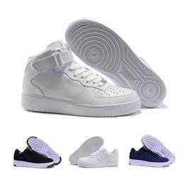 Nike air force 1 Flyknit Utility Flyline para hombre y para mujer con zapatillas deportivas para correr 1 par de zapatos de exterior de corte alto en blanco y negro desde fabricantes