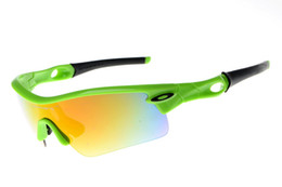 Varietà di rosa online-19 La stessa marca di occhiali da sole O sports ciclismo occhiali da sole casual occhiali da vista una varietà di stili spedizione gratuita 67