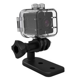 EDAL SQ12 HD 1080P Mini caméra de vision nocturne à grand angle Mini étanche caméscope DV enregistreur vidéo vocal Caméras d'action ? partir de fabricateur