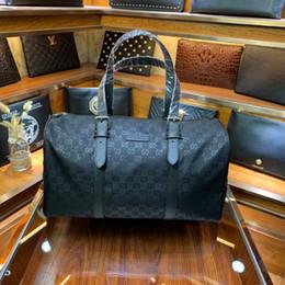 saco de viagem da marca dos homens Desconto Recomendamos altamente marca duffel sacos de grande capacidade de designer vocação sacos de viagem para homens e mulheres sacos de bagagem de alta qualidade