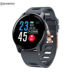 2019 huawei u8 S08 Смарт Часы IP68 водонепроницаемый монитор сердечного ритма SmartWatch Bluetooth SmartWatch активность Фитнес-трекер Группа