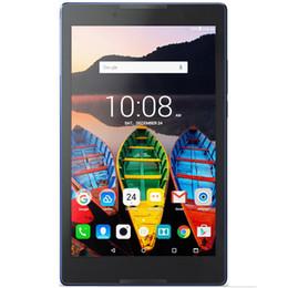 tablette transparente Promotion Film de protection d'écran transparent 2 PCS High Clear HD pour Lenovo Tab 3 8