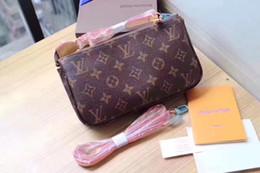 mochilas baratas Rebajas Famoso diseñador de la marca de las señoras bandolera bolsa de mensajero de la moda pequeño crossbody embrague