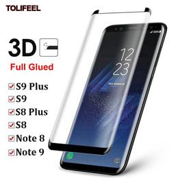 протектор экрана samsung mega Скидка 3D соблазнительное закаленное стекло для Samsung Galaxy S8 S9 Plus Note 8 9 Note8 Note9 Защитная пленка для экрана Friendly Film