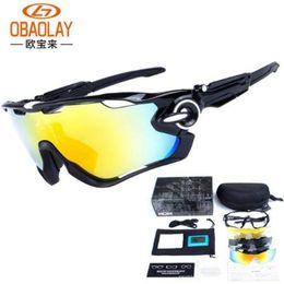 2019 противотуманные солнцезащитные очки Поляризованные велосипедные очки 5 объектив дорога MTB велосипед очки унисекс ветрозащитный езда очки анти-туман Спорт Туризм велосипед солнцезащитные очки