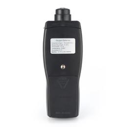 2019 sensori o2 Smart Sensor AR8100 Misuratore di portata del monitor della qualità dell'aria O2 Misuratore di ossigeno TEMP Analyzer Handheld Tester Termometro di temperatura sconti sensori o2