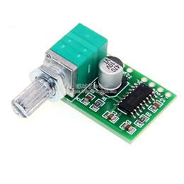 5v verstärker online-PAM8403 Digitale Endverstärkerbrett Mini Verstärker-Brett 5V mit Schalter Potentiometer USB Powered Verstärker-Board mit guten Soundeffekte