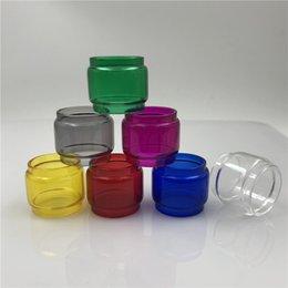 одиночные палочки Скидка Палка V9 Max бак красочные замена удлинить колбу стеклянная трубка Палка V9 комплект Pyrex стеклянная трубка 7 цветов один пакет
