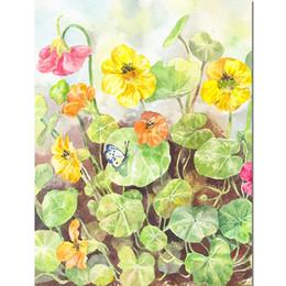 pintura digital flores rosa Desconto 5d diy diamante pintura flores praça cheia dos desenhos animados diamant pintura rose home decor art dimond pintura planta strass presente sem moldura z1