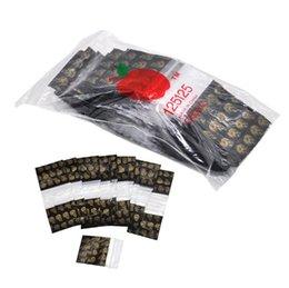 fantasmas de plastico Rebajas Bolso mediano de plástico con cabeza de fantasma negro 34 * 30 mm Bolsa mediana