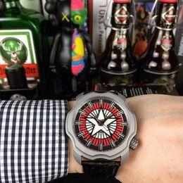 2019 homens assustadores exclusivos 2019 novos relógios dos homens luminosa único dial de diâmetro 46mm movimento do relógio mecânico de luxo mens relógios montre de luxe desconto homens assustadores exclusivos