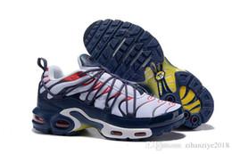Off nuovo stile bianco più tn Air Chasures Chaussures Ultra scarpe da corsa da uomo Designer Airs Cushion Run Backetball Shoes da