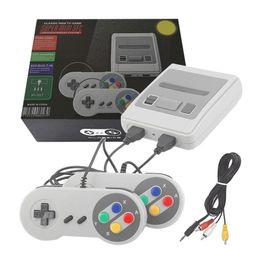 Супер Мини Ретро Игровая Консоль 600 SNES 620 SFC Классические Видеоигры Для Семейных Развлекательных Систем ТВ Игровая Консоль supplier super game console от Поставщики супер игровая приставка