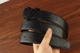 regali occidentali per gli uomini Sconti Cintura uomo modello 2019 tigre testa fibbia cinturino in metallo maschio 100% cinturino in vera pelle di design cintura cowboy occidentale stile regalo