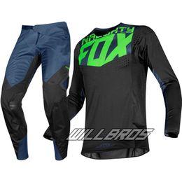 2019 saxo tinkoff radfahren trikot 360 Pro Circuit MX Jersey Pant Combo Motorrad Motocross Dirt Bike ATV Racing Adult Gear Set
