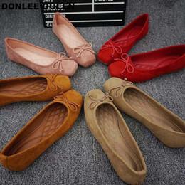 квадратные носки Скидка 19 Весна Осень Замша Квартиры Обувь Плавающие Плоским Дном Версия Квадратный Носок Латекс Стельки Беременных Женщин Большой Размер Лодка Обуви
