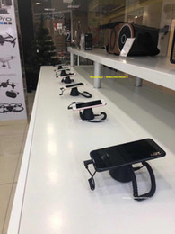 Exposición de teléfonos móviles online-Alarma Seguridad y carga Soporte de pantalla para teléfonos móviles para tiendas minoristas o exposiciones