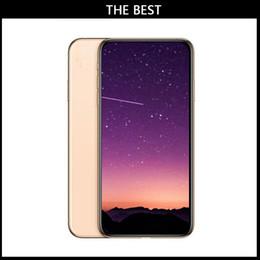 смартфон в индии Скидка Лучший 6,5-дюймовый Goophone Xs Max распознавание лица Беспроводная зарядка 4 г смартфон Реальный 2G Ram 32G Rom Show 256 ГБ Octa Core Goophone X Plus