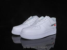 scarpe da sera limitate per gli uomini Sconti 2019 OFF-White x Air Force 1 vendita calda Force One bassa scarpe da corsa superiore uomo donna moda edizione limitata moda casual scarpe casual taglia 36-45