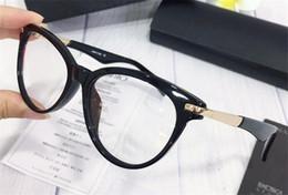 b16d6c9911 New fashion designer Optical prescription glasses 222 cat eye frame popular  style top quality selling HD clear lens cat eye prescription frames for sale