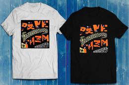 Logotipos de la banda de música online-Pavement Band Logo Music Album negro blanco camiseta de los hombres S-2XL divertido envío unisex casual camiseta
