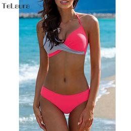 d9cd0a43381d lycra bikinis Rebajas Gorra de baño de lycra Sexy Bikini Traje de baño  Bañador de mujer