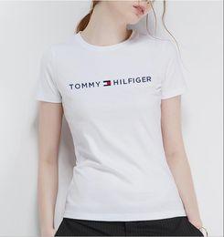 Donne t shirt en Ligne-New g été crocodile femmes Designer coton t-shirt à manches courtes marque T-shirts pour femme style décontracté slim pour le sport T-shirts femmes donnent