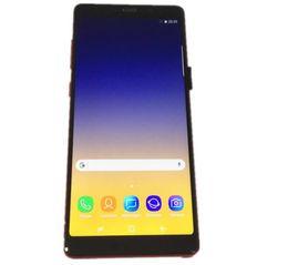 Argentina Goophone N9 6.0 pulgadas teléfonos celulares MTK6580 Quad Core 1G / 8G Mostrar 4G Android desbloqueado Smartphones x104 cheap unlocked inch 4g android cell phones Suministro