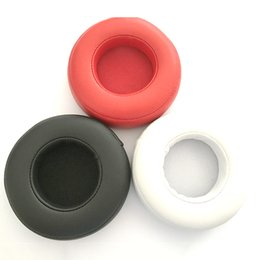 Fasce di gomma piuma online-Cuscino auricolare di ricambio per cuffie Bluetooth Pro Cuffie auricolari in spugna Cuscinetti in schiuma morbida Accessori per cuffie