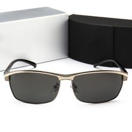 gafas de veithdia Rebajas Audi 551 gafas de sol polarizadas. Gafas de sol de diseñador de la marca. Protección UV400 para hombres. Moda HD. Gafas de conducción. VEITHDIA Gafas para deporte al aire libre