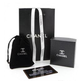 2019 paquete para pendientes Square Jewellry Boxes Fashion Black High Grade Jewelry Box Earring Decoration Bolsas de marca Diseño clásico Jewellry Packaging paquete para pendientes baratos